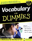 Vocabulary For Dummies (For Dummies (Computer/Tech))