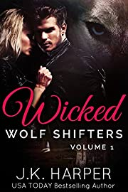 Wicked Wolf Shifters: Volume 1: BBW Werewolf Paranormal Romance