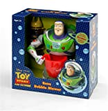 Gazillion Bubbles Buzz Lightyear Motorized Bubble Blower