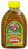 YS Organic Bee Farms - Clover Honey Pure Premium