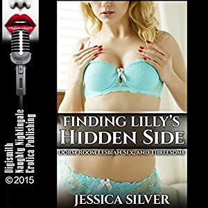 Finding Lilly's Hidden Side Audiobook
