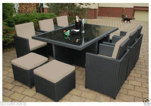 water-resistant-replacement-16-piece-seat-cushions-for-10-piece-outdoor-cube-patio-furniture-set-sto