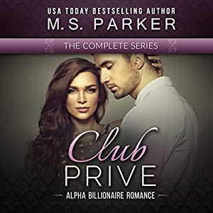 Club Prive Complete Series Box Set Audiobook