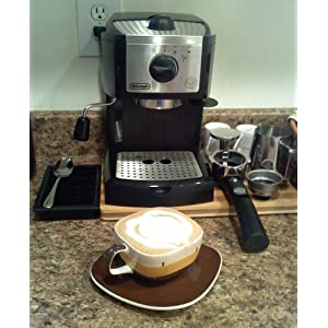 Coffemaker photos - BAR Pump Espresso and Cappuccino Maker