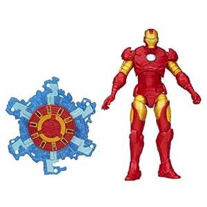 Marvel Avengers Assemble Tornado Blade Iron Man Figure