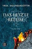 Das letzte Ritual. Island-Krimi