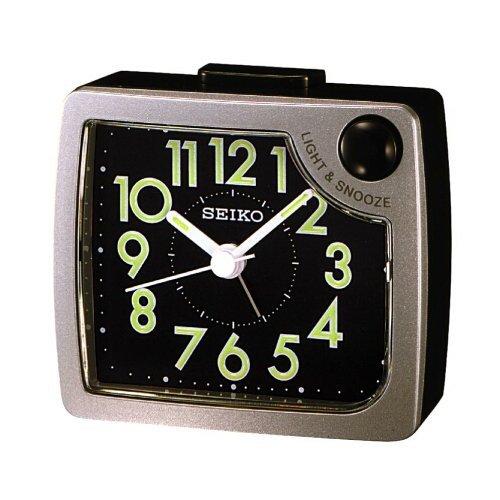 SEIKO Unisex Watches SEIKO CLOCKS DESPERTADOR Ref QHE019S