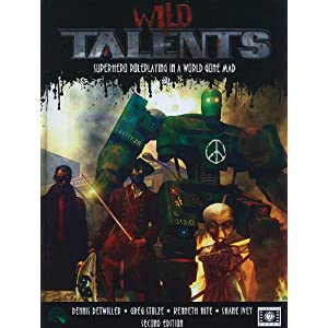 Wild Talents - Dennis Detwiller