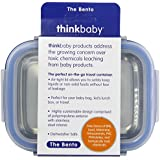 thinkbaby BPA Free Bento Box, Blue