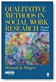 Qualitative Methods in Social Work Research (SAGE Sourcebooks for the Human Services)