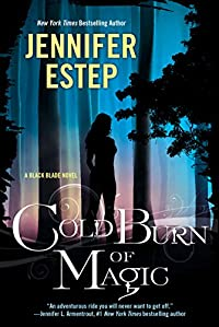 Cold Burn Of Magic by Jennifer Estep ebook deal