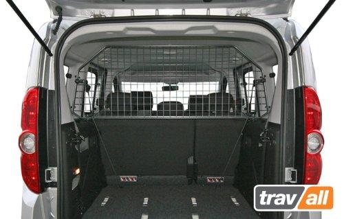 TRAVALL TDG1255 - Hundegitter Trenngitter Gepäckgitter