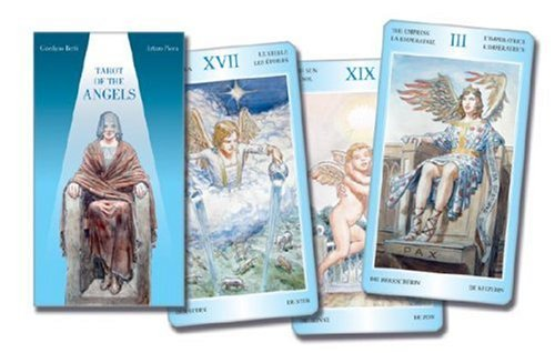 Tarot of the Angels (English and Spanish Edition)
