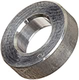 Round Spacer, Aluminum, Metric