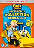 Bob The Builder - Series 3 and 4 [DVD] [2011]