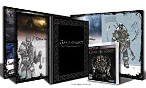Game of Thrones Art Book Bundle - PlayStation 3 Bundle Edition