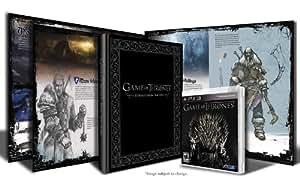 Game of Thrones Art Book Bundle - PlayStation 3 Bundle Edition