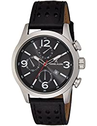 Daniel Klein Analog Black Dial Men's Watch - DK10889-7