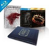 """Game of Thrones (Le Trône de Fer) - L'intégrale des saisons 1 & 2 [Édition limitée - Inclus le livre """"Dans les coulisses de Game of Thrones""""] (dvd)"""