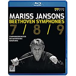 Beethoven: Symphonies Nos. 7-9 [Blu-ray]