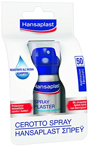 Hansaplast Cerotto Spray 40 Applicazioni