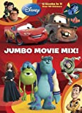 Jumbo Movie Mix! (Disney Pixar) (Jumbo Coloring Book)