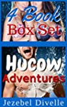 Hucow Adventures: 4 Book Box Set: (A...