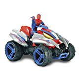 Spiderman 85449 - Giro Quad Amazing Radiocontrol (Silverlit)