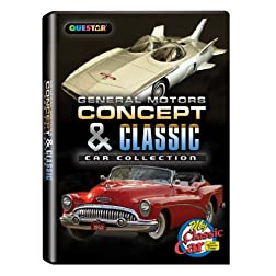 My Classic Car: General Motors Concept & Classic Car Collection