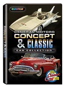 My Classic Car: General Motors Concept & Classic Car Collection