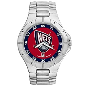 NSNSW22838Q-New Jersey Nets Watch - Mens Pro Ii Nba Sport by NBA Officially Licensed