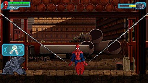 Плакат LeapFrog LeapTV Ultimate Spider-Man
