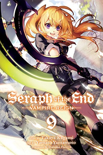 Seraph of the End, Volume 09