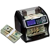 Royal Sovereign Electric Bill Counter with Value Counting and Counterfeit Detection (RBC-4500)