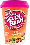 The Jelly Bean Factory Cup of Fruit Cocktail Jelly Beans 200 g (Pack of 3)