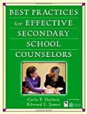 img - for Best Practices for Effective Secondary School Counselors book / textbook / text book