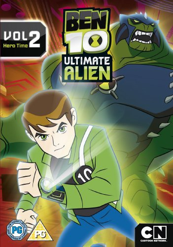 Ben 10: Ultimate Alien - Vol. 2 [DVD]