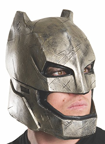 Rubie's Men's Batman v Superman: Dawn of Justice Adult Armored Mask, Multi, One Size