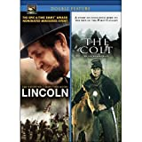 Gore Vidal's Lincoln & Colt [DVD] [Region 1] [US Import] [NTSC]