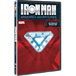 Iron Man: Armored Adventures, Complete Season 2