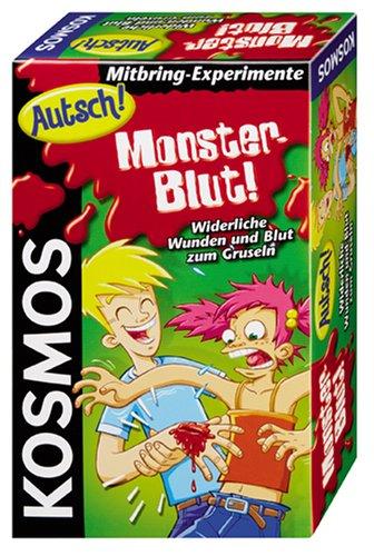 Kosmos 654030 - Horror-Mitbringexperiment Autsch! Monsterblut