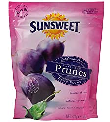 Sunsweet Pitted Prunes, 227g