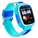 Kids Smartwatch,Bigaint Multi-functional Smartwatch with Anti-Lost Location Device,LBS,WIFI,GPS,AGPS,Sensor for Kids Safe