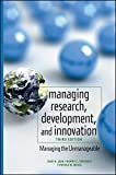 img - for Managing Research, Development and Innovation: Managing the Unmanageable book / textbook / text book