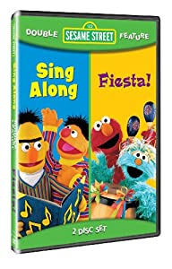 Sesame Street Double Feature: Sing Along & Fiesta!