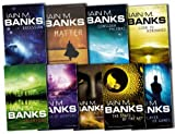 Iain M. Banks Culture Collection Iain M Banks 9 Books Set Pack New RRP: £80.91 (Iain M Banks Collection)
