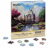 Disney(ディズニー)Walt Disney World Cinderella Castle Puzzle by Thomas Kinkade ウォルト・ディズニー・ワールドのシンデレラ城パズル 【並行輸入品】