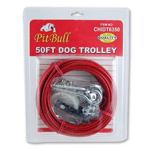 50 Foot Dog Tree Trolley Tie Out Cable Price Reviews