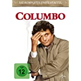 Columbo - Staffel 1 6 DVDs