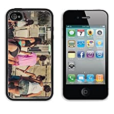 buy Msd Apple Iphone 4 Iphone 4S Aluminum Plate Bumper Snap Case Urban Baike Riders Healthy Lifestyle Concept Vintage Color Image 24013761